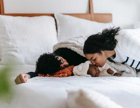 Beter slapen als (jonge) ouder