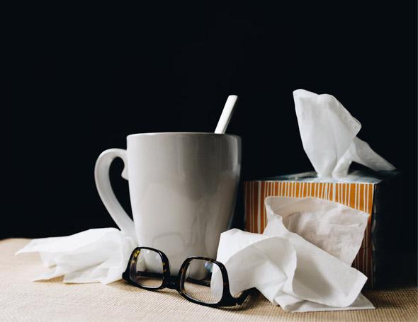 5 Slaaptips bij verkoudheid